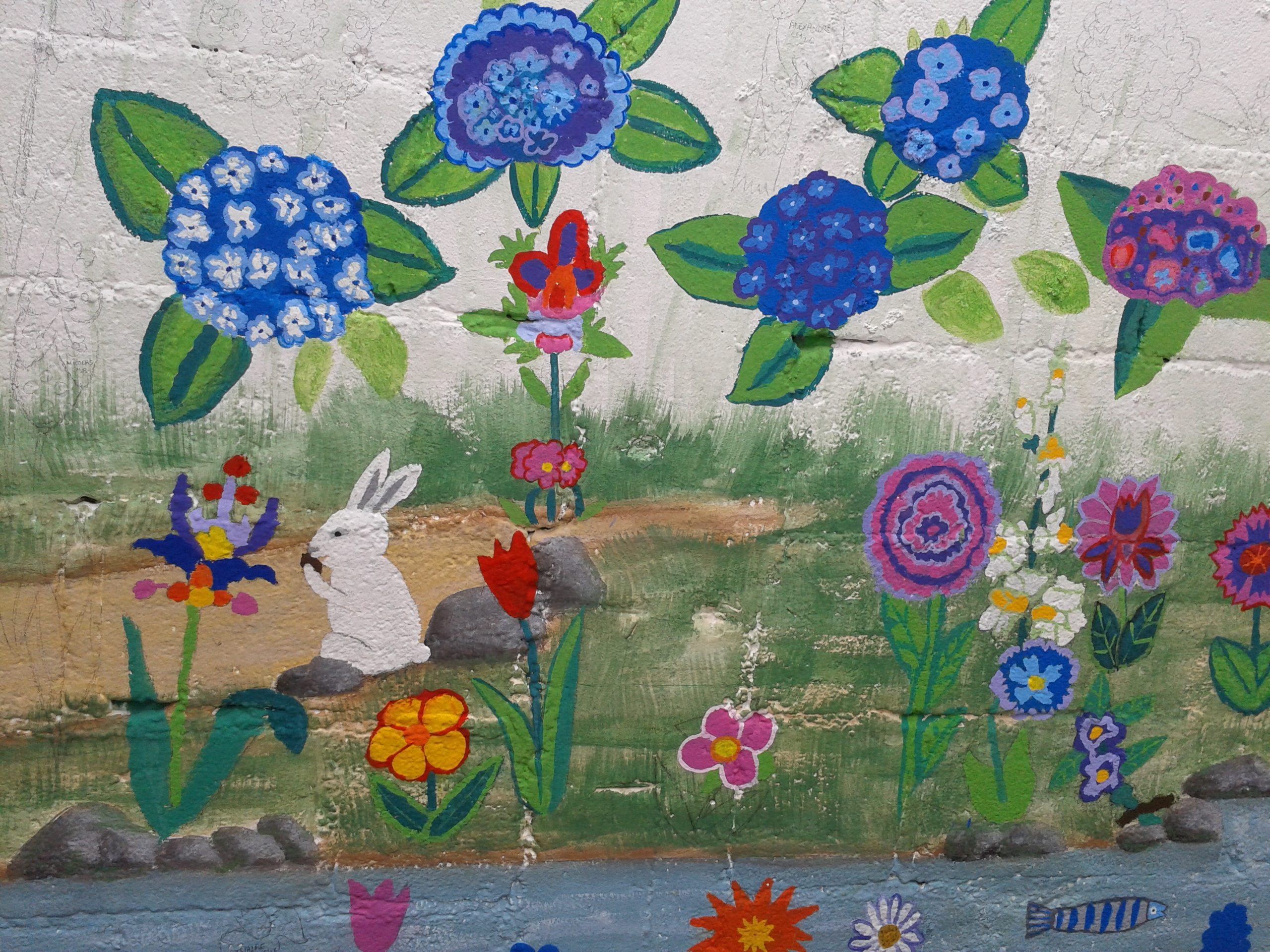 fresques murales christine coss peintre en d cors. Black Bedroom Furniture Sets. Home Design Ideas